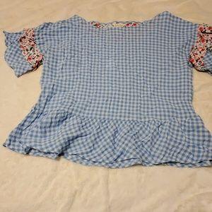 Matilda Jane top size medium